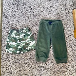 Other - Garanimals/Carters Little Boys Bottoms